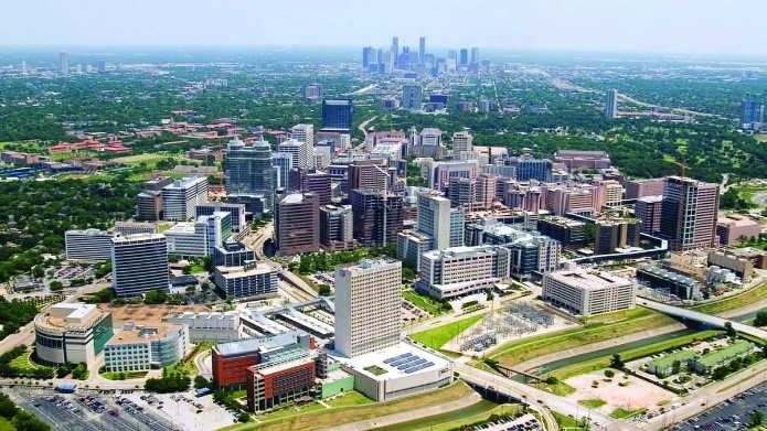 Texas Medical Center - Photo Credit: Houston Business Journal
