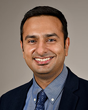 Dr. Zubin Jiwani