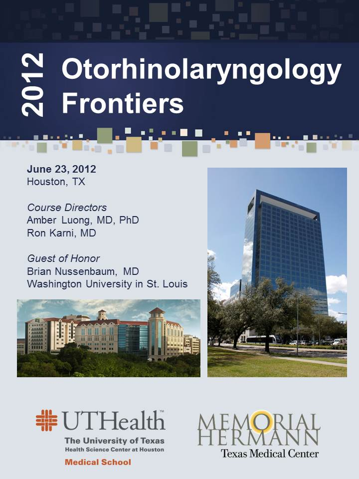 ORL Frontiers announcement