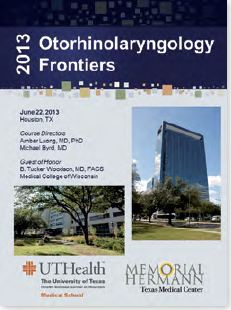 image from Internationally Renowned Otolaryngologist Speaks at 2013 ORL Frontiers