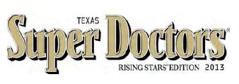 image from Faculty Named Among Texas Super Doctors Rising Stars