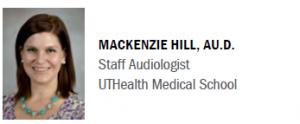 MacKenzie Hill, Au.D.
