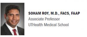 Soham Roy, MD, FACS, FAAP