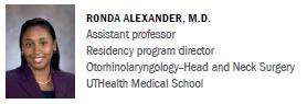 Ronda Alexander, MD