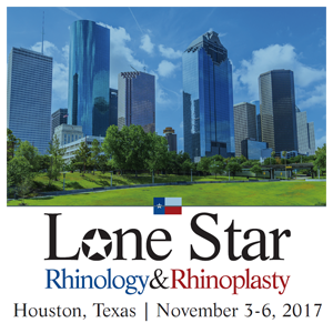 image from Save the Date! Lone Star Rhinology and Rhinoplasty Course Scheduled for November
