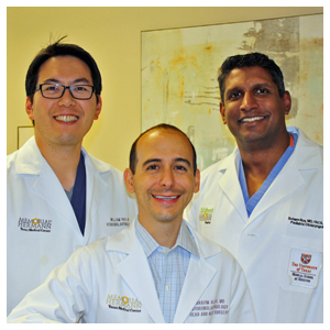 image from Dr.  Soham Roy, Dr.  William Yao and Dr.  Ibrahim Alava Receive Dean's Teaching Excellence Awards