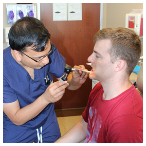 image from UT Physicians Otorhinolaryngology Holds Annual Free Cancer Screening Clinic