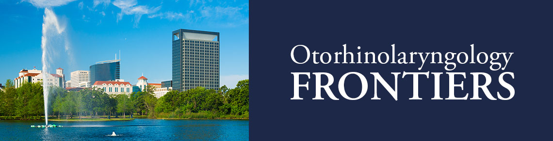 ORL Frontiers banner
