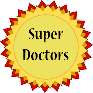 Super Doctors illustrated graphic