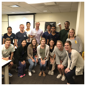 image from McGovern Society Leaders Give Students a Roadmap Through Medical School