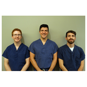 image from ORL Department Welcomes Three New Residents