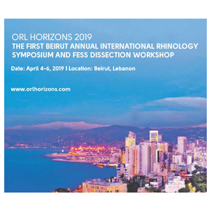 image from Dr. Martin J. Citardi Serves as Faculty at ORL Horizons 2019