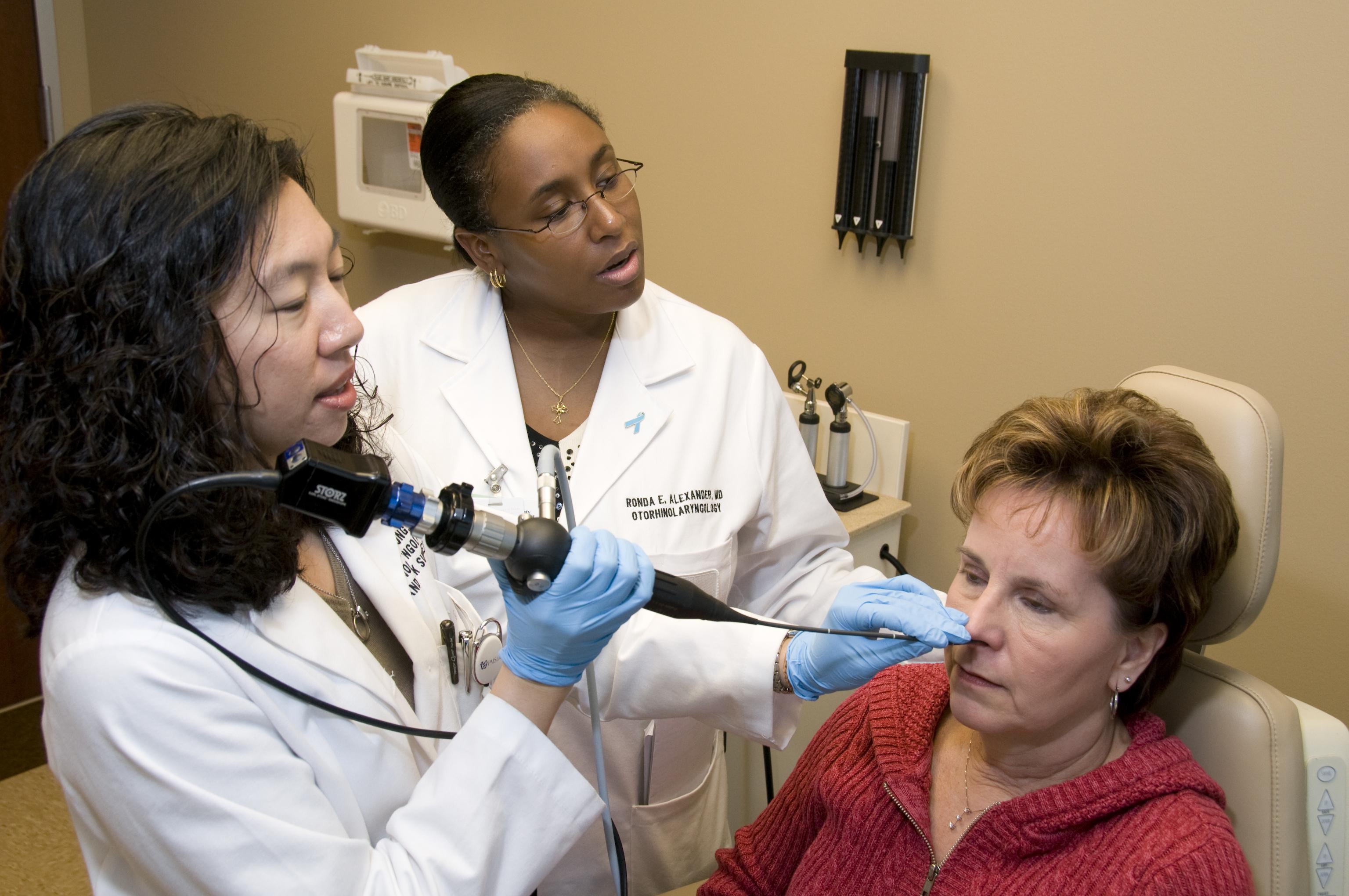 Otolaryngology Residents
