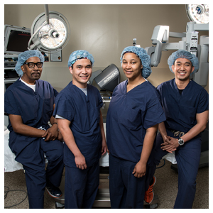 image from Otorhinolaryngology OR Team Contributes to Successful Outcomes