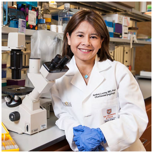 image from Dr. Amber Luong Promoted to Professor