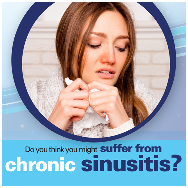 image from A Clinical Trial of a Nonsurgical Treatment for Chronic Sinusitis is Enrolling at UTHealth