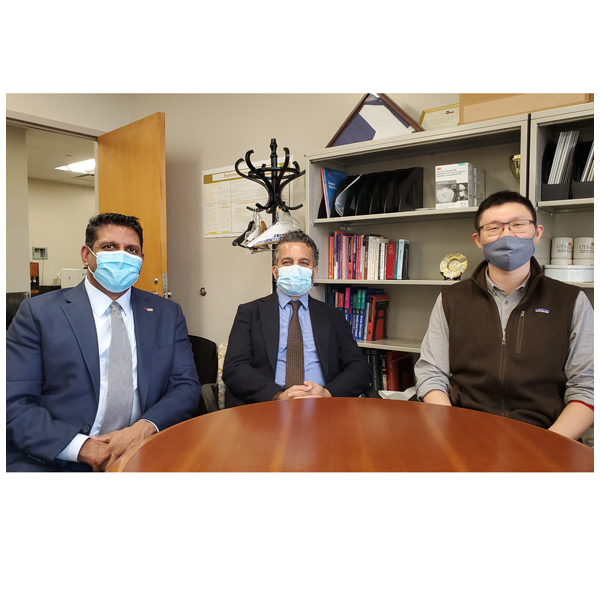 image from Three UTHealth Pediatric ENTs Named Among Top Doctors by Houstonia Magazine