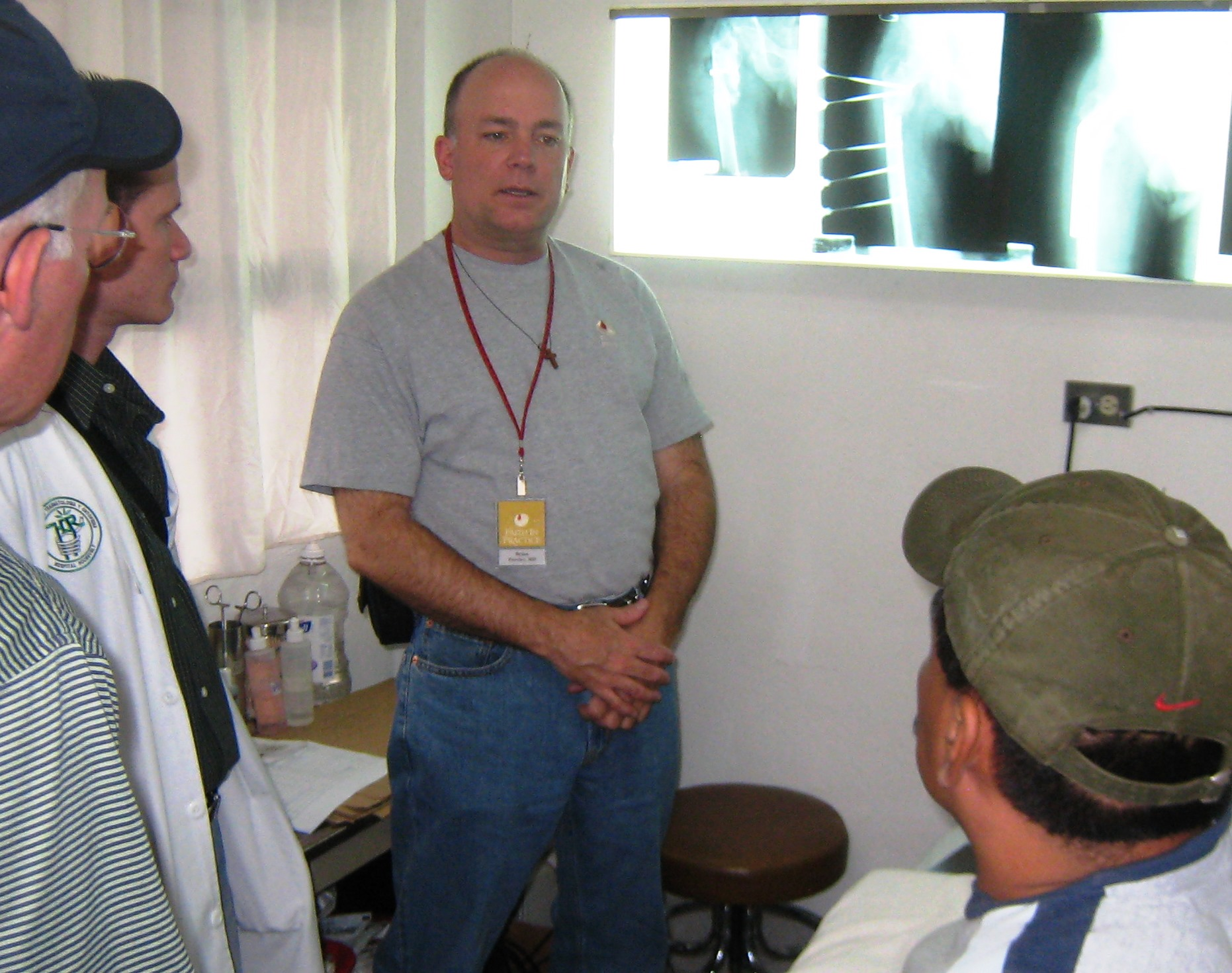 Patient finding solution Guate