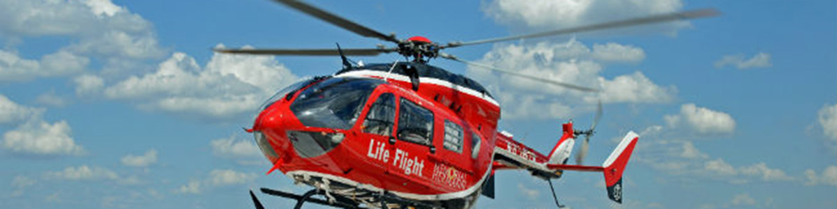 lifeflight helecopter