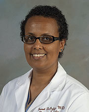 Guenet H. Degaffe, MD