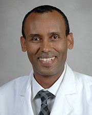 Dilachew A. Adebo, MD, FAAP, FACC