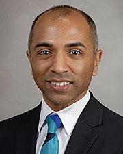 Anson J. Koshy, M.D., M.B.E.