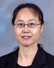 Yuying Liu, M.Ed., Ph.D.