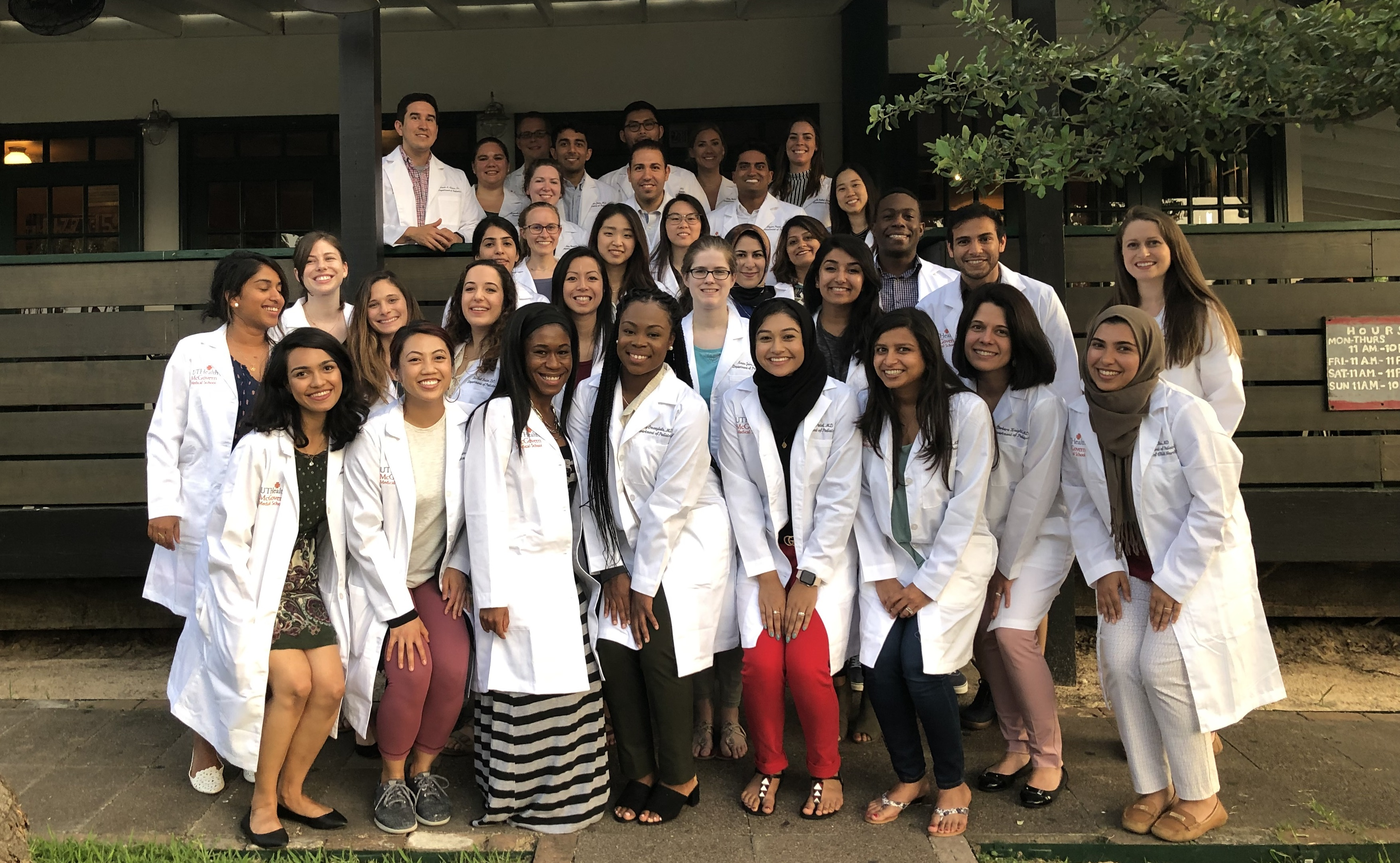 PGY-1 | McGovern Medical School