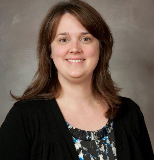 Bio photo of April Crawford, Ph.D.