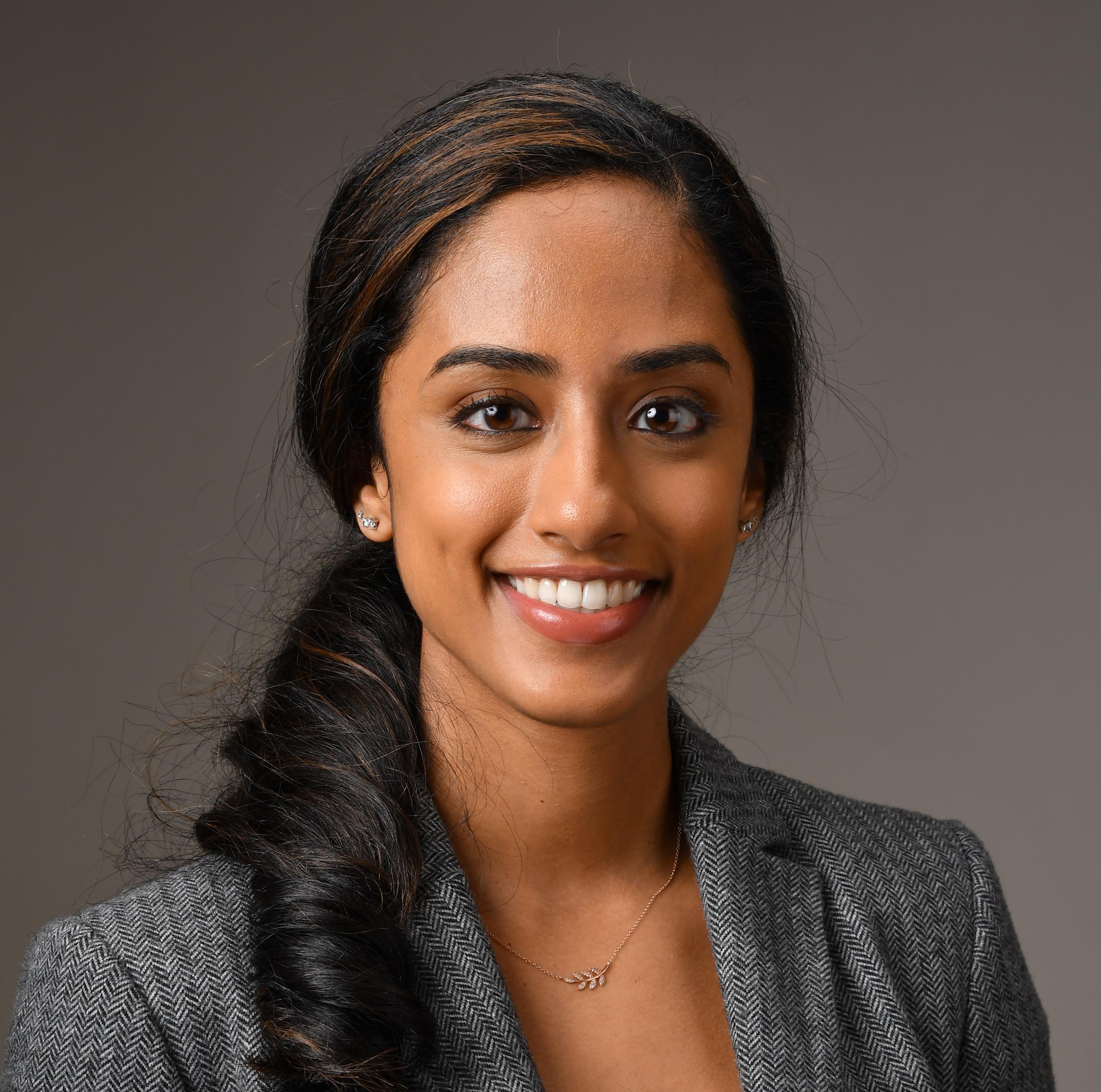Bio photo of Cheryl Varghese, Ph.D.