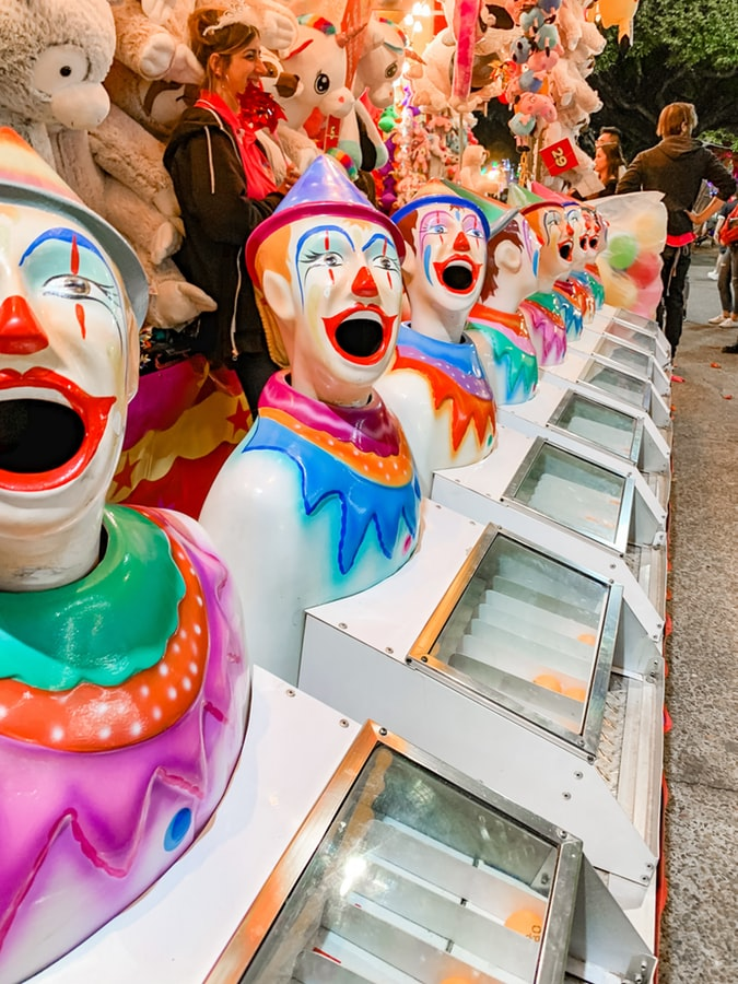 image from Psychopathology, Life, and Society: Coulrophobia: Are you afraid of clowns?
