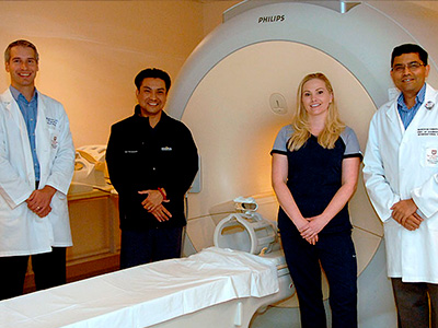 Diagnostic and Interventional Imaging | McGovern Medical School