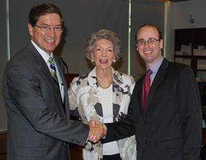 Lan Bentsen, B.A. Bentsen and Sean Savitz