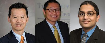 Drs. Ko, Liang, and Shah