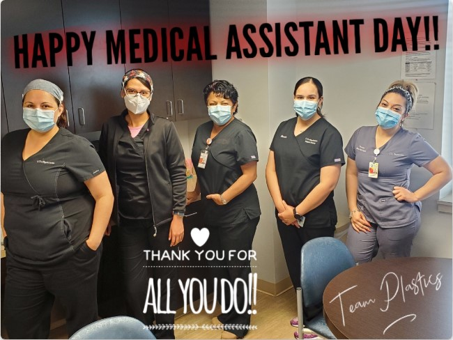 image from Happy Medical Assistant Appreciation Week