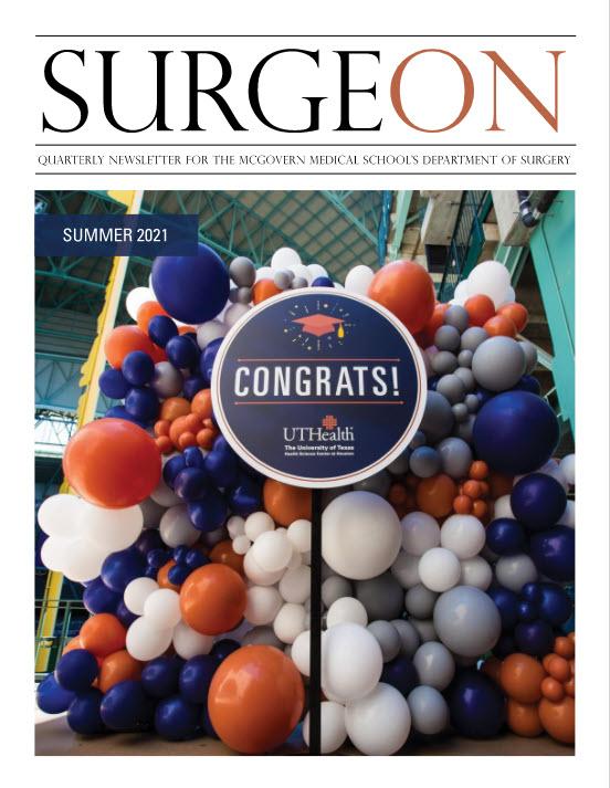 image from SurgeON Newsletter, Summer 2021