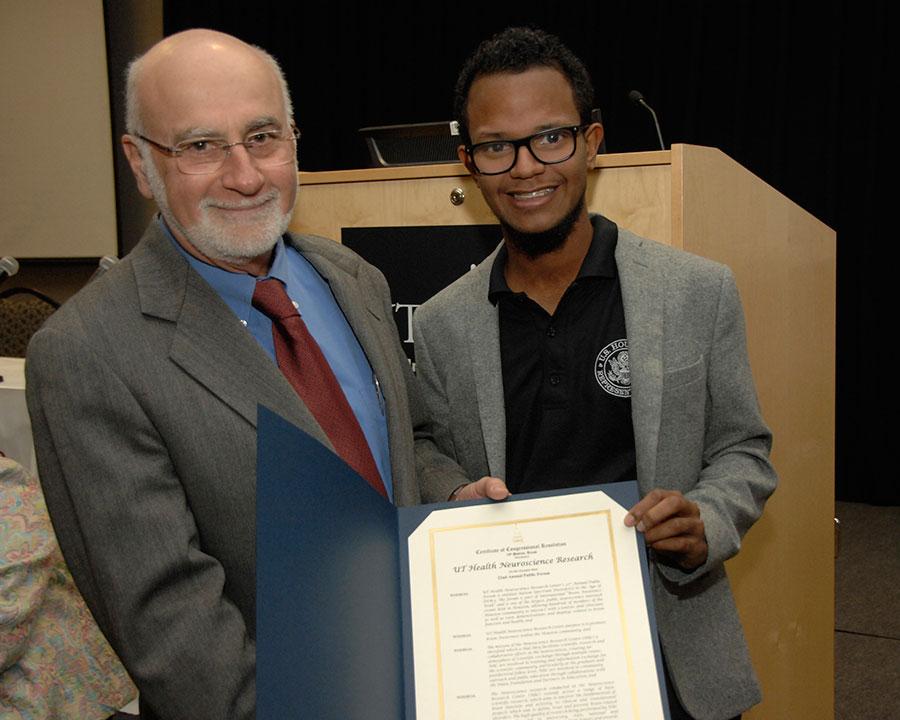 Congressional Recognition for Public Forum