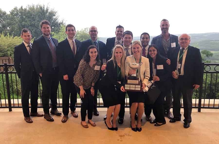 TSPS Award Winners