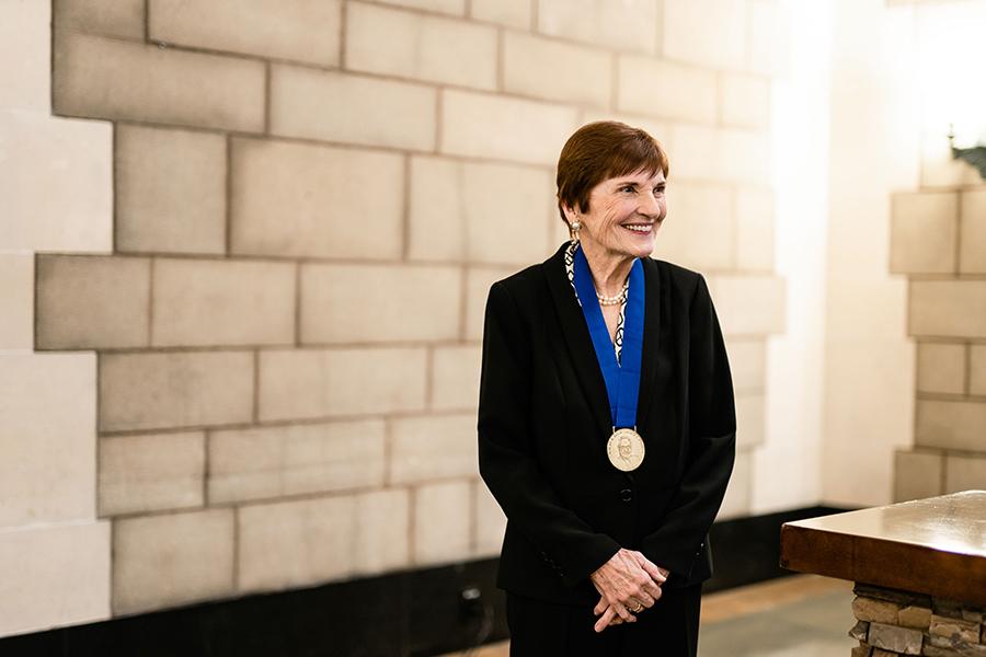 Dr. Carol J. Baker, Sabin Award