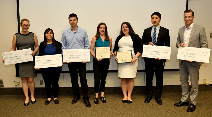 Dean's Excellence in Postdoctoral Research Symposium