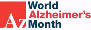 World Alzheimer's Day logo