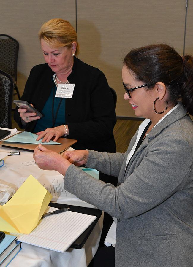 Health Educators Fellowship Program Kickoff Retreat