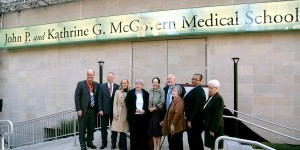 McGovern Day Sign Ceremony