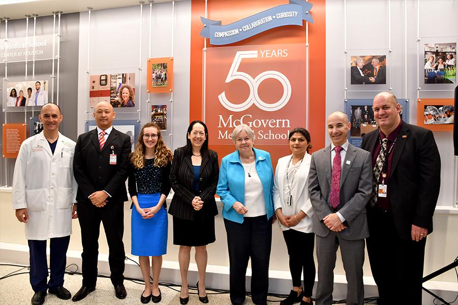 McGovern Day Speakers
