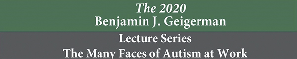 Geigerman Lecture