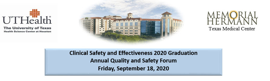Quality and Safety Forum