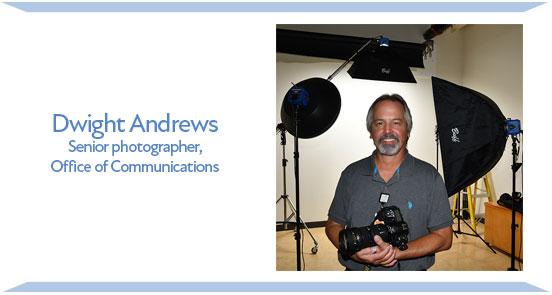 Dwight Andrews Spotlight
