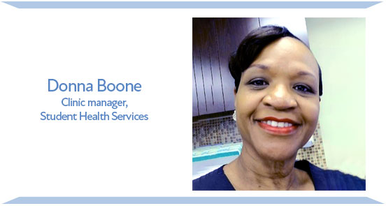 Donna Boone Spotlight