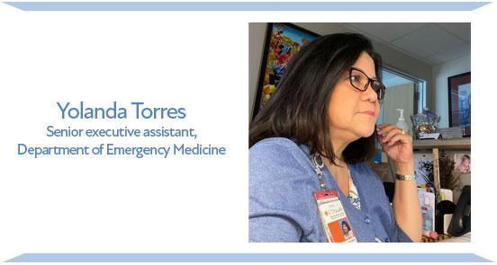 Yolanda Torres Spotlight