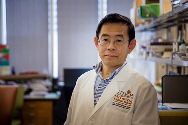 Zhiqiang An, PhD COVID-19 anitbody therapy